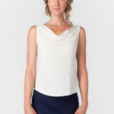 Camisole wool tencel natural clothing eco fashion Tara Lynn